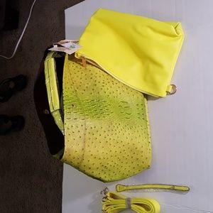 Lemon Lime Purse